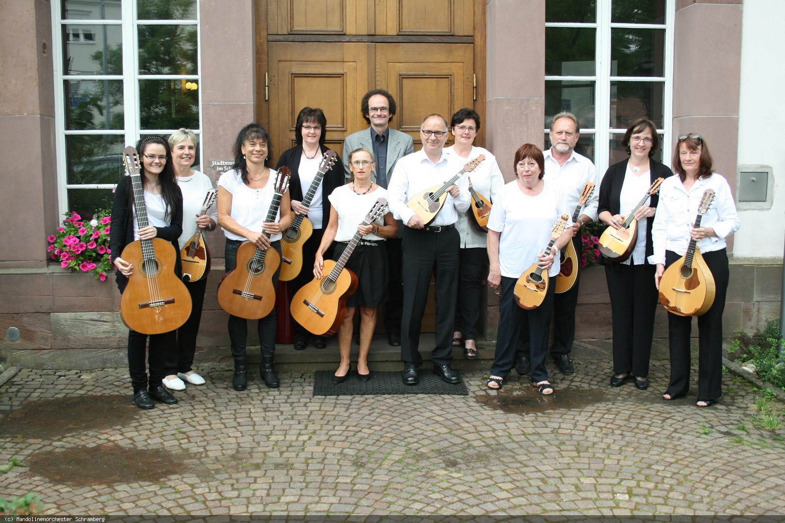 Mandolinenorchester Schramberg